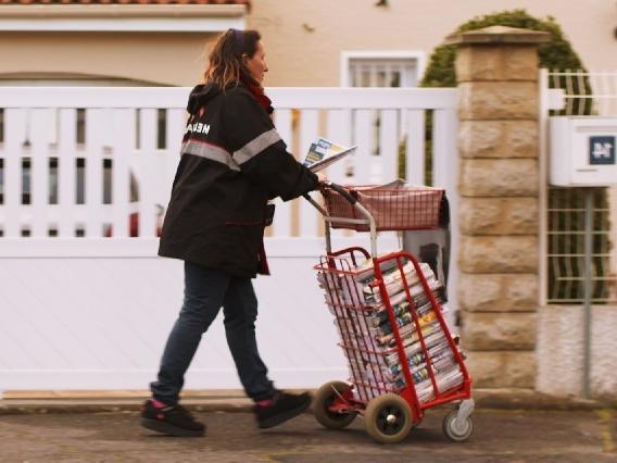 MEDIAPOST recrute 200 distributeurs sur l'ensemble de la France !