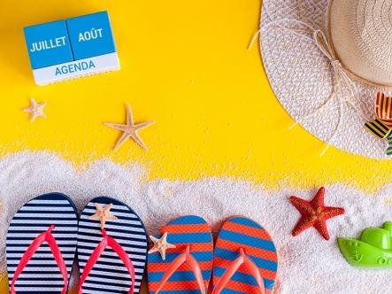 Votre agenda d'été