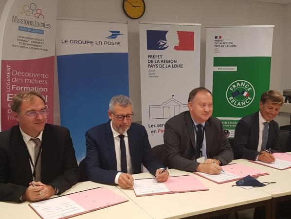 70 postes de facteurs en CDD à pourvoir dans les Pays de la Loire !